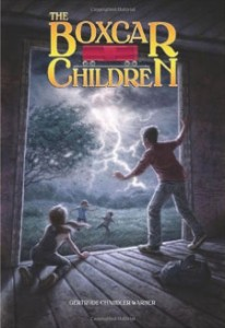 Boxcar Children Cover