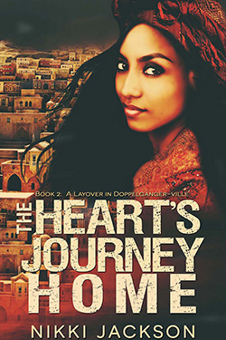 The Heart's Journey Home Book 2 Cover